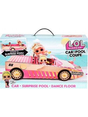 """ІГРАШКА Набір, з ексклюзивною лялькою L.O.L. SURPRISE! серіі """"Lights""""- Кабріолет, MGA США"""