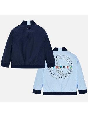 Куртка, двостороння, Темно-синій, Mayoral Іспанія, 19VL