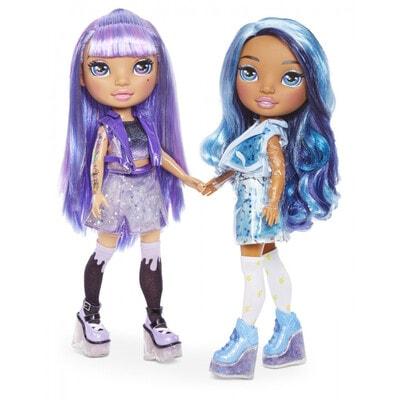 """ІГРАШКА Набір, з лялькою серіі """"Poopsie Rainbow Girls""""-БлакитнаЛеді, MGA США"""