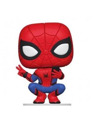 """ИГРУШКА Фигурка, Виниловая Funko POP! """"Spider-Man: Far From Home"""" Человек-Паук, FUNKO США"""