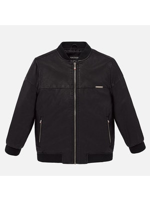 Куртка, Чорний, Mayoral Іспанія, 20OZ