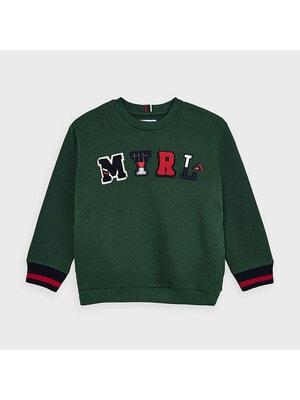 Пуловер, Зелений, Mayoral Іспанія, 21OZ