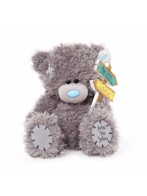 Іграшка М'яка, Ведмедик Тедді з табличкою  Lost Without You,  18 см, Me To You Великобританія