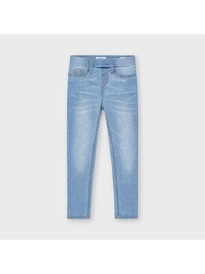 Легінси, джинсові, світлі, Синій, Mayoral Іспанія, 21VL