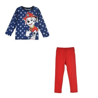 Піжама, серія Disney   PAW PATROL Джемпер + червоні штани, Синій, Sun City Франція, 21OZ