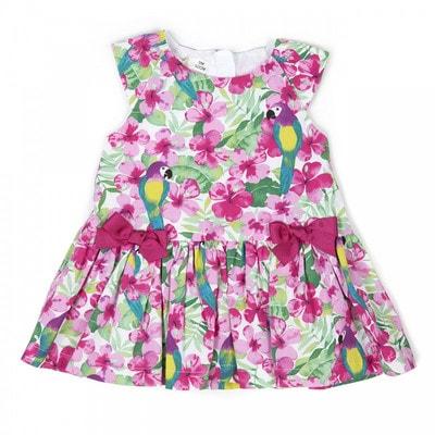 Сукня, в квітах, Фуксія, Babybol Іспанія, 19VL