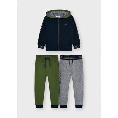 Комплект Спортивний, Кофта + штани 2 шт., Темно-синій, Mayoral Іспанія, 22OZ