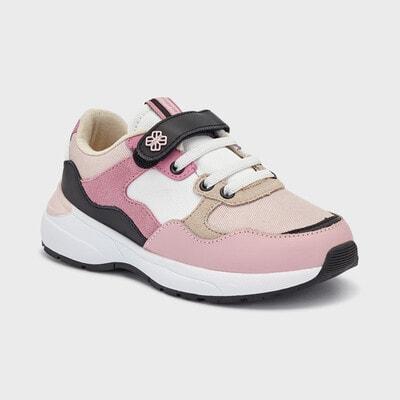 Кросівки, Рожевий, Mayoral Іспанія, 21VL