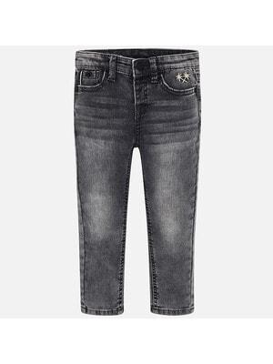 Штани, джинси, Темно-сірий, Mayoral Іспанія, 20VL
