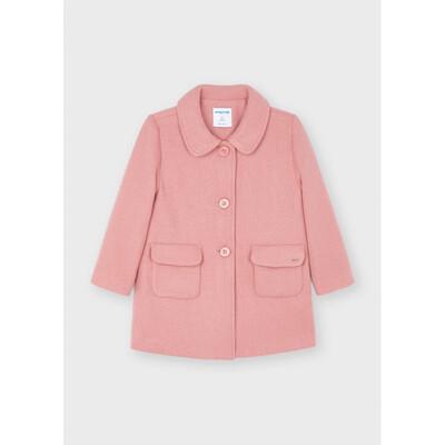 Пальто, міжсезоння, Рожевий, Mayoral Іспанія, 22OZ