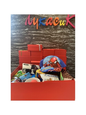 ІГРАШКА Набір, Lukasik Box для хлопчика, Lukasik Україна