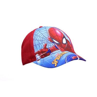 Головний убір Кепка, сер. Spider-Man, Червоний, Disney Польща, 21OZ