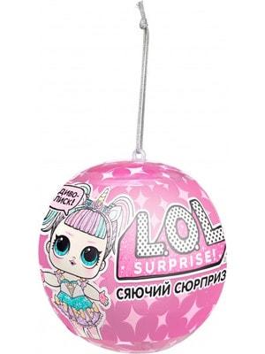ІГРАШКА Набір, з лялькою L.O.L Surprise! - Сяючий сюрприз, 3+, MGA США