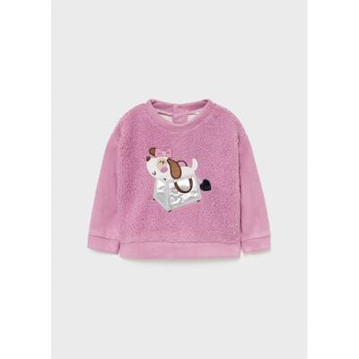 Пуловер, Рожевий, Mayoral Іспанія, 22OZ