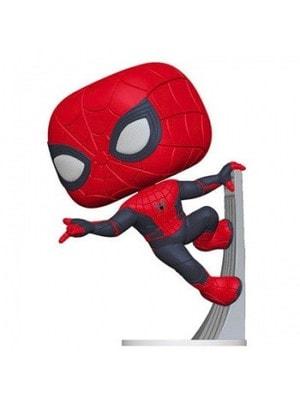"""ІГРАШКА Фігурка, Вінілова Funko POP! """"Spider-Man - Far  From Home""""   Людина-Павук (покращений костюм), FUNKO США"""