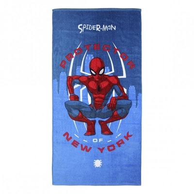 Рушник  SPIDERMAN 140х70  Cerda, Синій, Disney Іспанія, 21VL