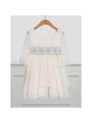 Сукня, Кремовий, Abel & lula Іспанія, 21VL