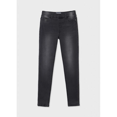 Легінси, джинсові, Темно-сірий, Mayoral Іспанія, 22OZ