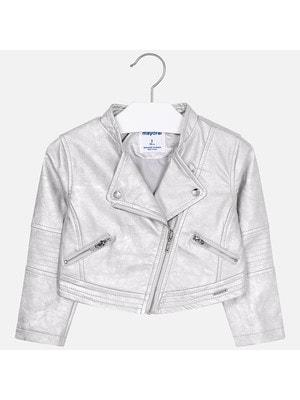 Куртка, Сріблястий, Mayoral Іспанія, 19VL