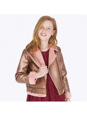 Куртка, Рожевий, Mayoral Іспанія, 20OZ