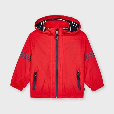 Куртка с капюшоном, Красный, Mayoral Испания, 21VL