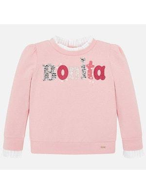 Пуловер, Bonita, Рожевий, Mayoral Іспанія, 20OZ