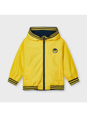 Куртка, з капюшономи, Жвтий, Mayoral Іспанія, 21VL