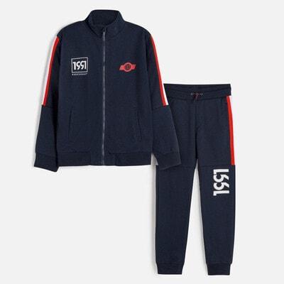 Комплект Спортивний, Кофта + штани, Темно-синій, Mayoral Іспанія, 20VL