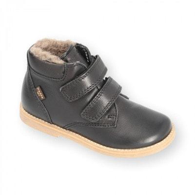 Ботинки, мех, Черный, Froddo Хорватия, 19OZ