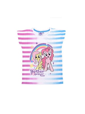 Футболка, сер. My Little Pony  2 Поні   Better Togethe, Білий, Disney Польща, 21OZ