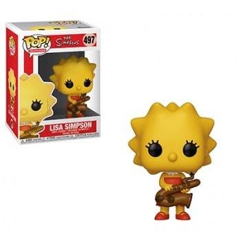 """ІГРАШКА Фігурка, Вінілова Funko POP!  """"The Simpsons"""" Ліза, FUNKO США"""