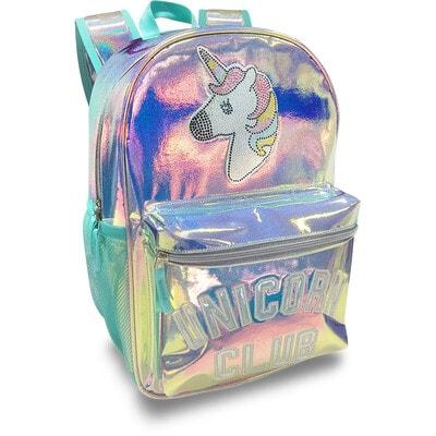 Рюкзак с голографическим эффектом UNICORN GLUB, Disney Испания