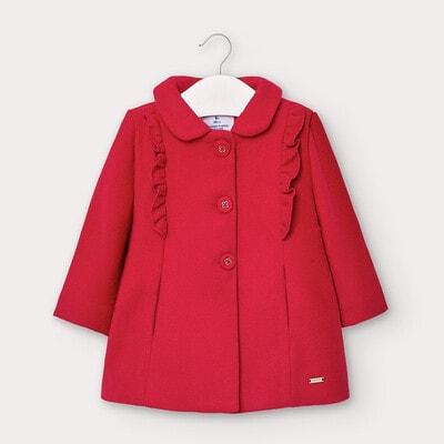 Пальто, Червоний, Mayoral Іспанія, 21OZ