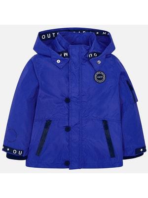 Куртка, з капюшоном, Синій, Mayoral Іспанія, 19VL