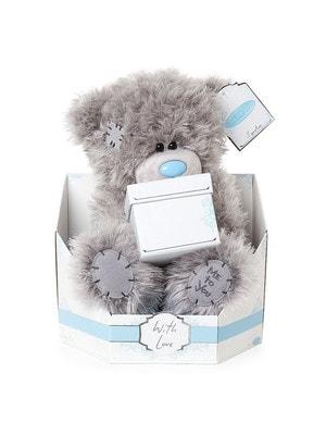 Іграшка М'яка, Ведмедик Тедді з коробочкою, 23 см, Me To You Великобританія