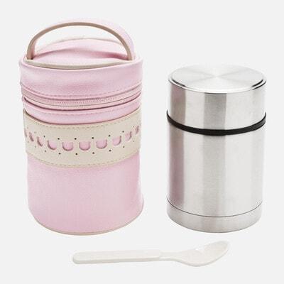 Аксессуары Сумка-термос для детской бутылочки, Розовый, Mayoral Испания, 21VL