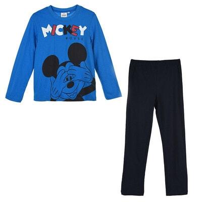 Піжама, серія Disney   MICKEY Джемпер + штани, Синій, Sun City Франція, 21OZ