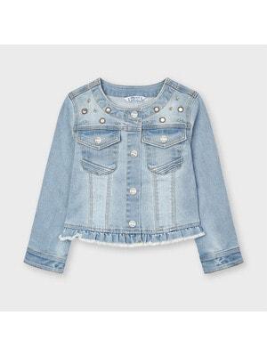 Піджак, джинсовий, Блакитний, Mayoral Іспанія, 21VL