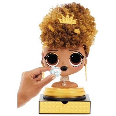 "ИГРУШКА Набор, Кукла-манекен LOL SURPRISE! серии ""OMG"" -королева пчел (с аксессуарами), MGA США"