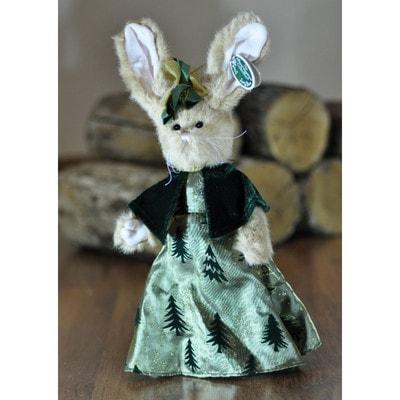 Іграшка М'яка, Зайчиха в нарядній сукні 36см, Me To You Великобританія