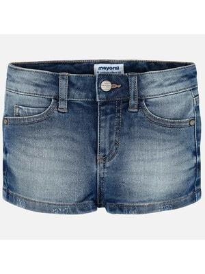 Шорты, джинсовые, Синий, Mayoral Испания, 20VL