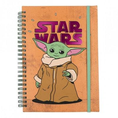 Блокнот Star Wars   Cerda, Помаранчевий, Disney Іспанія, 21OZ