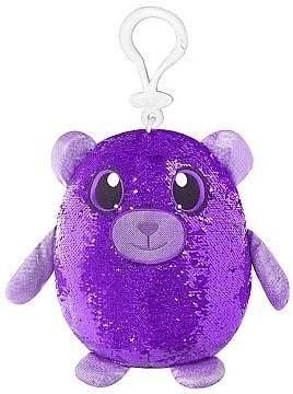Іграшка М'яка Милий Ведмедик з пайетками (9см)