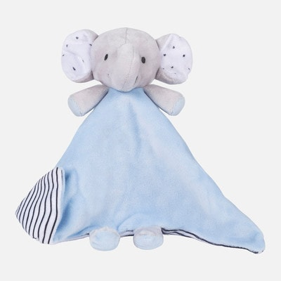 Аксесуари, М'яка іграшка слон, Блакитний, Mayoral Іспанія, 19VL