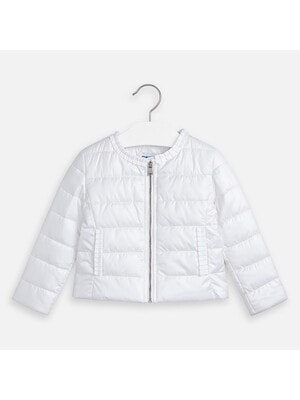 Куртка, Білий, Mayoral Іспанія, 20VL