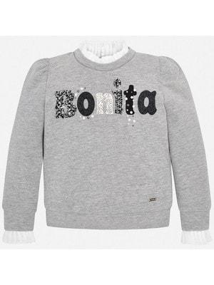 Пуловер, Bonita, Сірий, Mayoral Іспанія, 20OZ