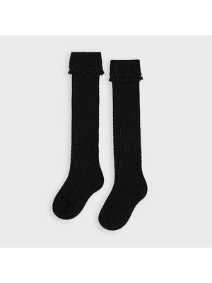 Шкарпетки, Гольфи, Чорний, Mayoral Іспанія, 21OZ
