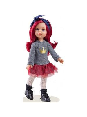 Игрушка Кукла Даша с красными волосами 32см, Paola Reina Испания