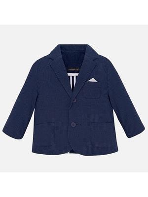 Піджак, Темно-синій, Mayoral Іспанія, 19VL