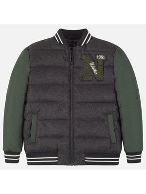 Куртка, Зелений, Mayoral Іспанія, 20OZ